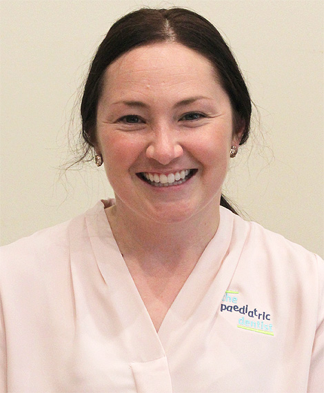 The Paediatric Dentist - Dr. Gabrielle Allen