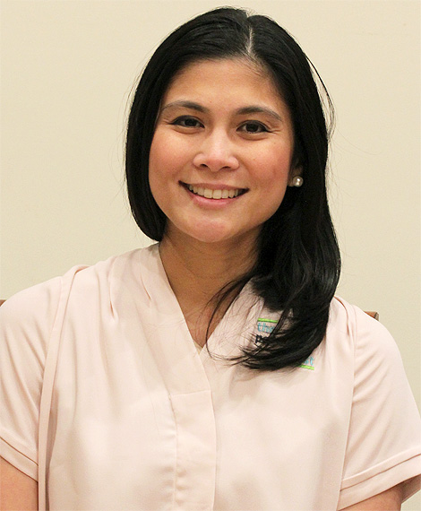 The Paediatric Dentist - Dr. Ninna Yuson