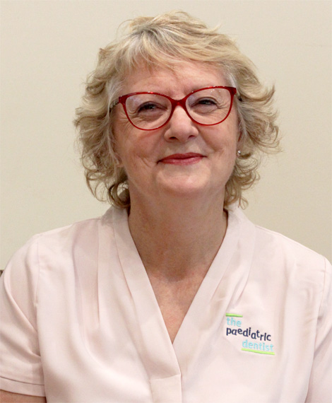 The Paediatric Dentist - Dr. Sue Springbett